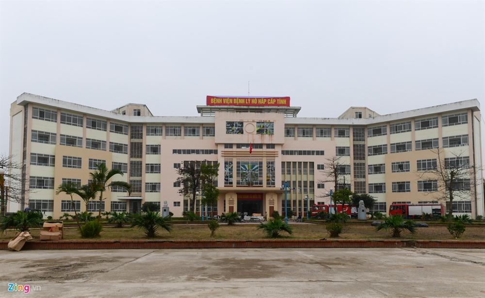 Vĩnh Phúc biến trường nghệ thuật thành bệnh viện dã chiến-1