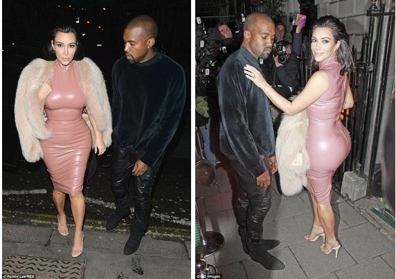 Kim Kardashian: Ham diện đầm siết chặt đến mức không thể ngồi hay đi lại như bình thường, nhìn thôi cũng thấy khó thở-6