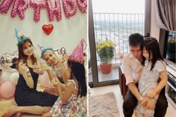 Để con gái ở nhà sang Singapore, em gái Công Vinh tậu nhà tiền tỷ sau 3 năm