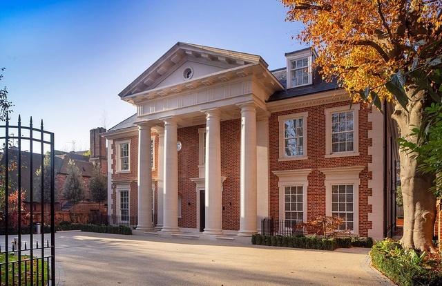 Siêu biệt thự đắt giá nhất London được bán với giá 75 triệu bảng-1