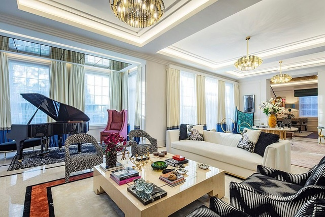 Siêu biệt thự đắt giá nhất London được bán với giá 75 triệu bảng-3