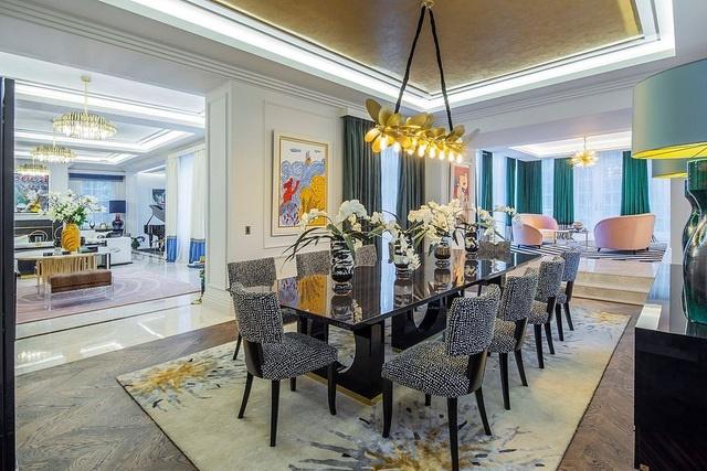 Siêu biệt thự đắt giá nhất London được bán với giá 75 triệu bảng-4
