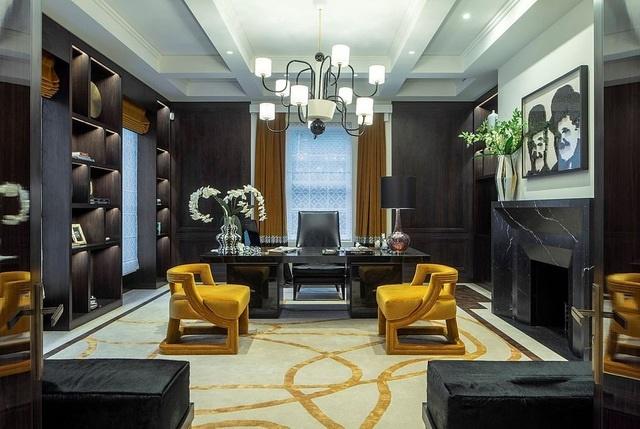 Siêu biệt thự đắt giá nhất London được bán với giá 75 triệu bảng-11