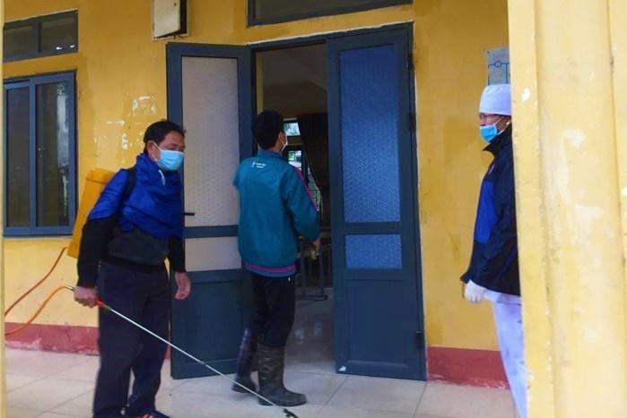 Vĩnh Phúc cách ly thêm 26 học sinh Trường THPT Võ Thị Sáu để theo dõi-1