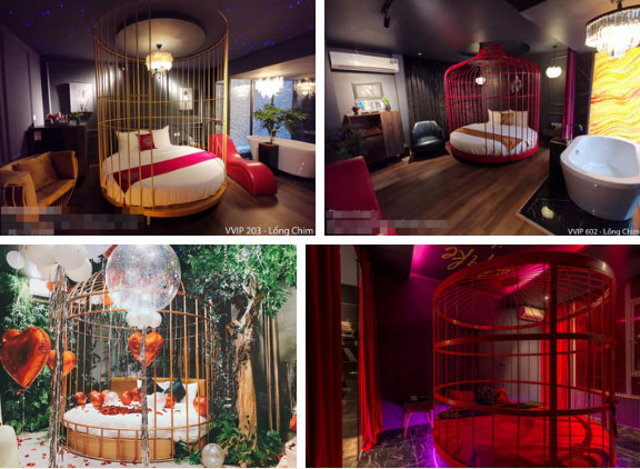 Khách sạn tình yêu kiểu 50 sắc thái  gây xôn xao dịp Valentine, liên tục tung chiêu mời chào trên mạng xã hội-1