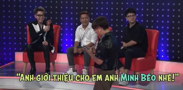Trấn Thành bị chỉ trích khi gán ghép Đức Phúc với... Minh Béo-2