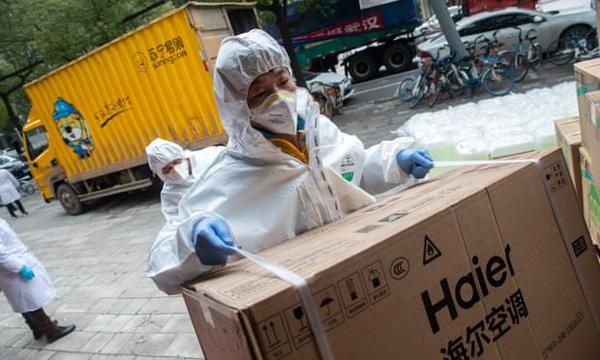 Ngày chết chóc nhất vì virus corona ở TQ, ca tử vong cao gấp đôi-1