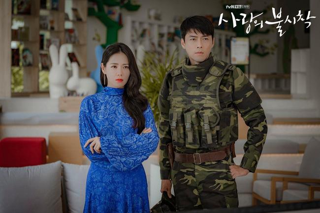 Crash Landing On You lọt top phim ăn khách của tvN, Son Ye Jin vượt mặt Hyun Bin trở thành diễn viên được yêu thích nhất-5