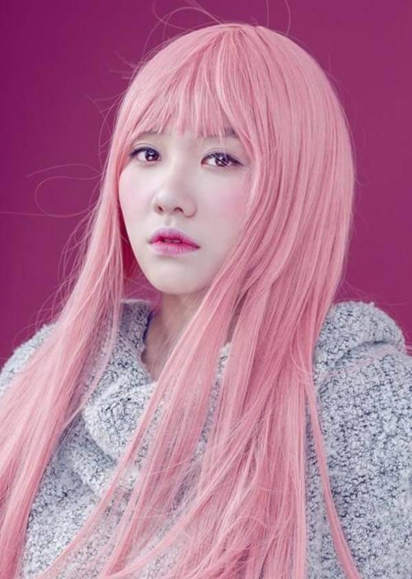Thuý Ngân lại chơi trội với màu tóc hồng, vượt hẳn Minh Hằng, Hari Won vì quá xinh-9