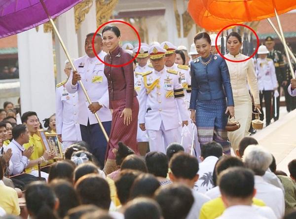 Hoàng hậu Thái Lan tái xuất sau một thời gian vắng bóng với vẻ ngoài rạng rỡ, làm lu mờ cả hai con riêng của chồng-2
