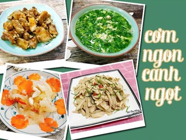 Thời tiết ẩm ương, mẹ nấu 4 món ngon này cả nhà đòi ăn thêm cơm!-1