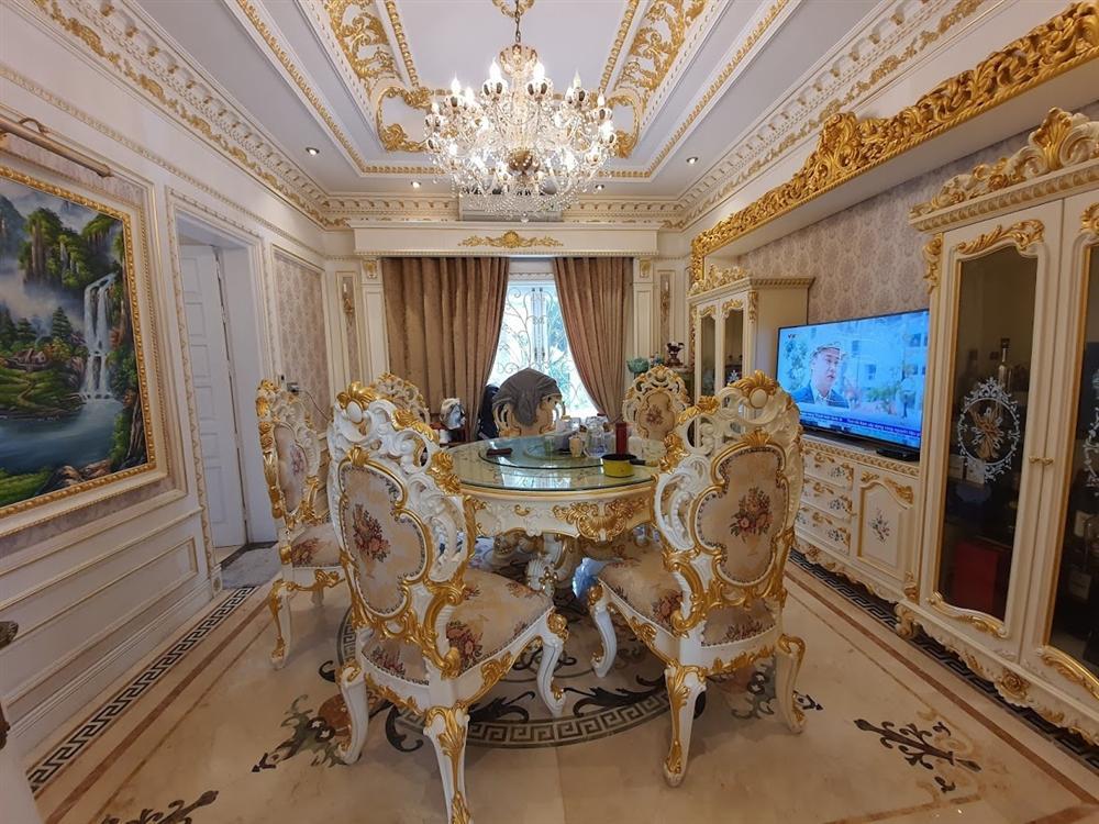 Ngôi nhà triệu đô, dát vàng 24k của đại gia nức tiếng Hải Dương-11