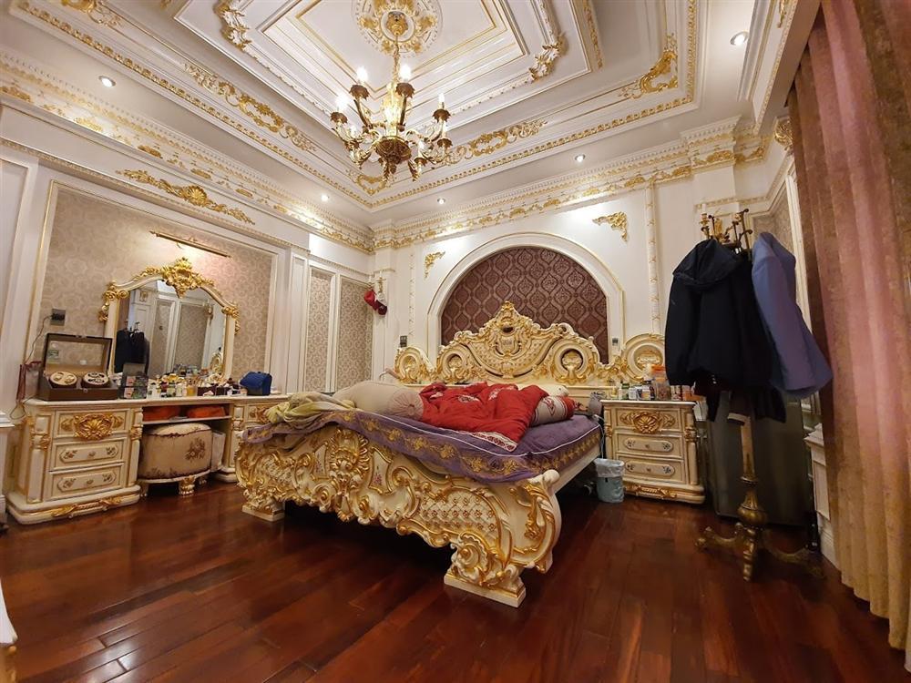 Ngôi nhà triệu đô, dát vàng 24k của đại gia nức tiếng Hải Dương-14