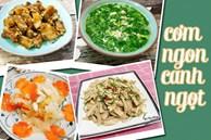 Thời tiết ẩm ương, mẹ nấu 4 món ngon này cả nhà đòi ăn thêm cơm!
