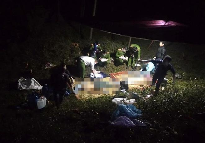 3 người cùng gia đình bị tông chết trên đường đi lễ chùa-1