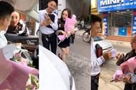 Chồng nhà người ta tặng vợ quà Valentine hơn 3 tỷ gây sốt MXH: 'Chỉ cần làm việc lương thiện để nuôi vợ con thì vác bơm ra đường bơm xe cũng làm'