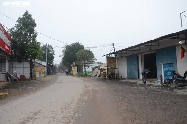 Ảnh: Cận cảnh bên trong tâm dịch tại Vĩnh Phúc, nơi có hơn 10.000 dân bị cách ly hoàn toàn-5