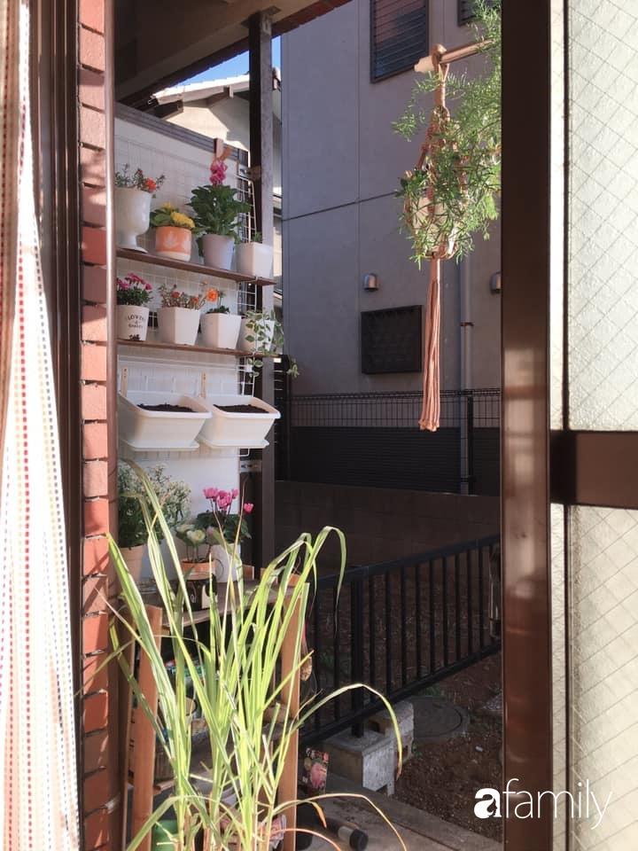 Nàng dâu Việt ở Nhật tự tay cải tạo và trang trí căn hộ đi thuê đẹp tới nỗi chị em mắt tròn mắt dẹt thán phục-28