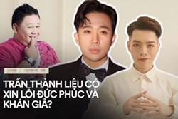 Mang chuyện ấu dâm của Minh Béo ra đùa, Trấn Thành và ekip
