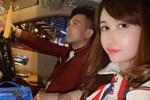 Mất tích hơn tháng trời trên Instagram, Mina Phạm - vợ 2 Minh Nhựa bất ngờ tái xuất với diện mạo khác lạ, bớt hẳn photoshop-6