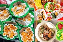 Những khu ẩm thực nổi tiếng hút khách nhất định phải ghé khi đếnĐà Nẵng