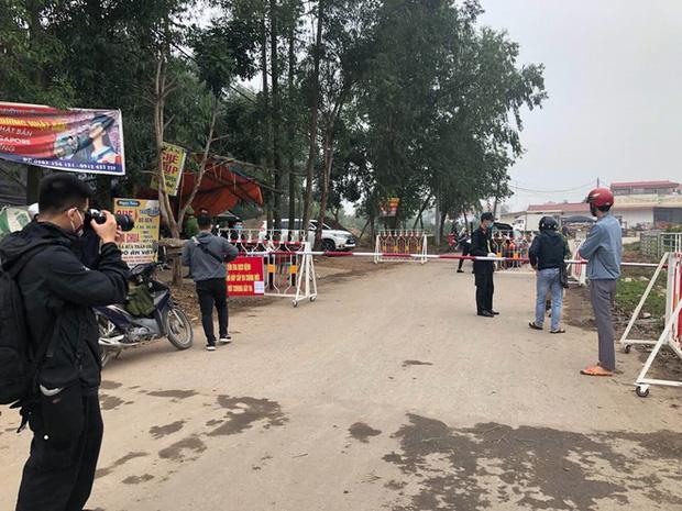 Các điều cấm phục vụ cách ly xã Sơn Lôi hơn 10.000 người dân ở Vĩnh Phúc-2