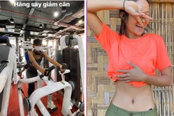 H'Hen Niê hé lộ bí quyết ăn uống và tập luyện tại nhà giúp siết chặt cơ bụng hiệu quả