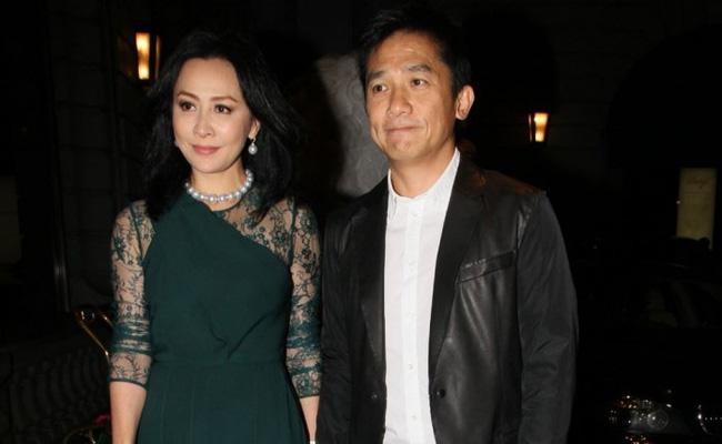 Những cặp vợ chồng Hoa ngữ sống bên nhau gần 2 thập kỷ: Người vẫn tim đập, tay run khi ở bên đối phương, người tuyệt đối không gần nữ giới vì sợ vợ-11