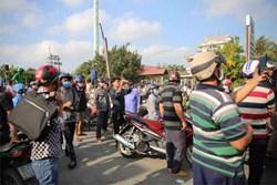 NÓNG: Đang rà mìn quanh nhà được cho là Tuấn