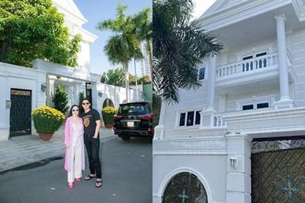 Dọn về ở với đại gia Phượng Chanel, đây là căn nhà nơi Quách Ngọc Ngoan đang sống