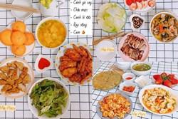 Thiếu thốn đủ bề, 9X ở Nhật vẫn nấu những mâm cơm Việt đầy ắp chỉ dưới 200 nghìn