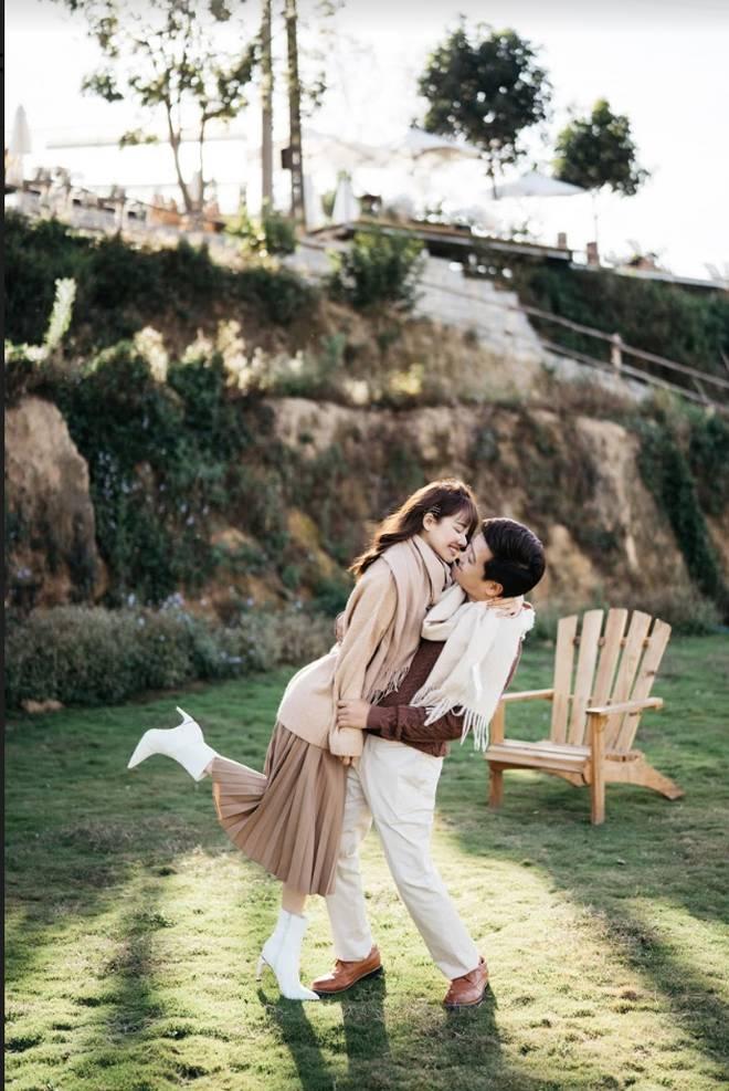"""Trường Giang - Nhã Phương tung bộ ảnh trốn con"""" mừng Valentine: Nhìn mà muốn cưới luôn và ngay!-7"""