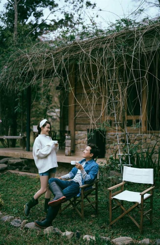 """Trường Giang - Nhã Phương tung bộ ảnh trốn con"""" mừng Valentine: Nhìn mà muốn cưới luôn và ngay!-13"""