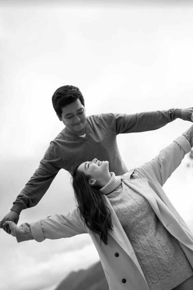 """Trường Giang - Nhã Phương tung bộ ảnh trốn con"""" mừng Valentine: Nhìn mà muốn cưới luôn và ngay!-17"""