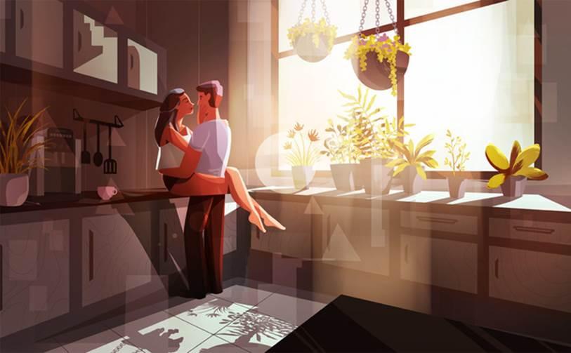 Sự lãng mạn trong tình yêu là một cái bẫy khổ đau mà nhiều người lầm tưởng là hạnh phúc-3