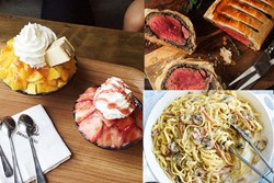 Tan chảy với những món ăn trong ngày Valentine ở các nước trên thế giới
