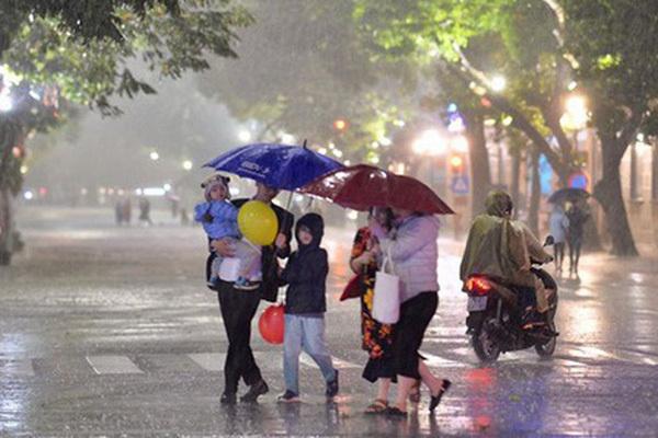 Dự báo thời tiết ngày 15/2, Hà Nội đón gió mùa đông bắc-1