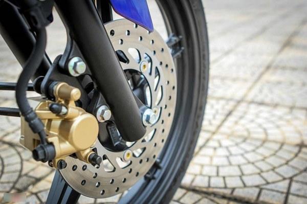 Dấu hiệu phanh xe máy không ăn và cách khắc phục-1