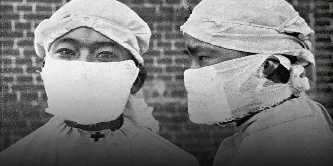 Chuyện chưa biết về chiếc khẩu trang Trung Quốc: Từ mảnh vải lụa đến gạc phẫu thuật rồi được xem là niềm tin giúp mọi người vượt qua bệnh tật-3