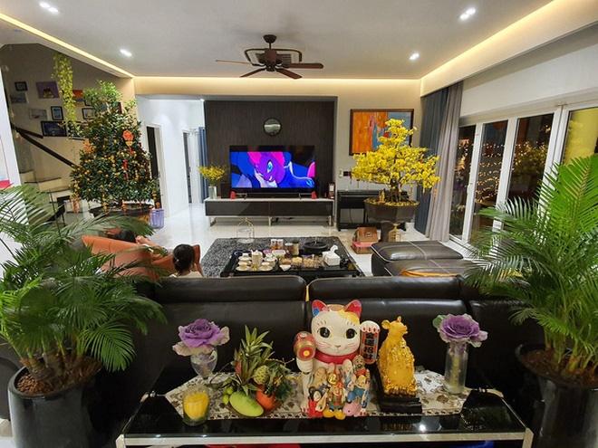 Hoa mắt vì biệt thự mới tậu của dàn sao Việt: Toàn bạc tỷ siêu sang, nhà Ngọc Trinh xa hoa như khách sạn 5 sao-12