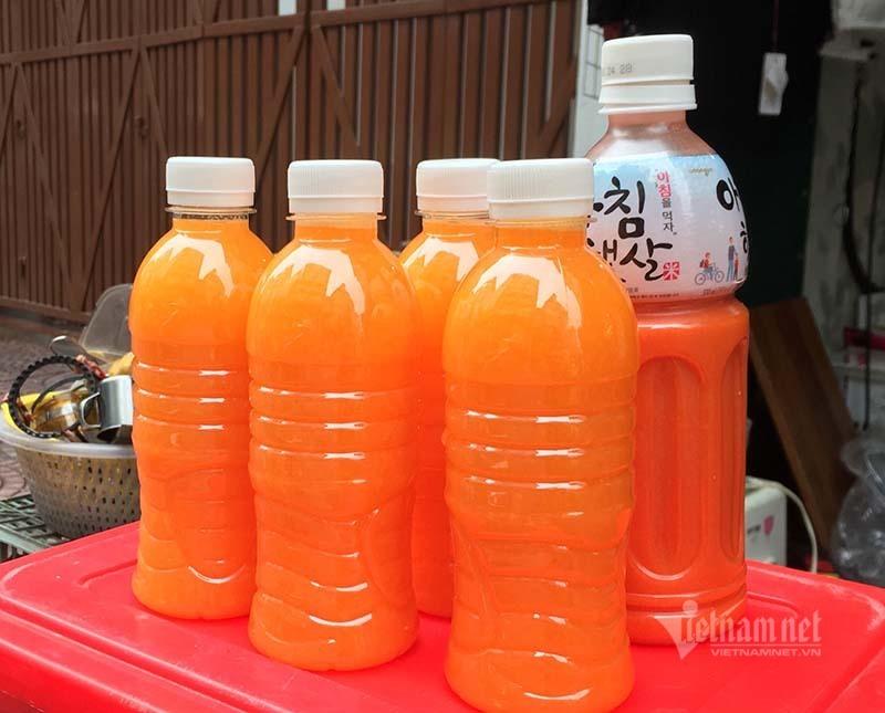 Ngày vắt 5 tạ cam, dân vỉa hè kiếm tiền triệu mùa dịch Covid-19-2
