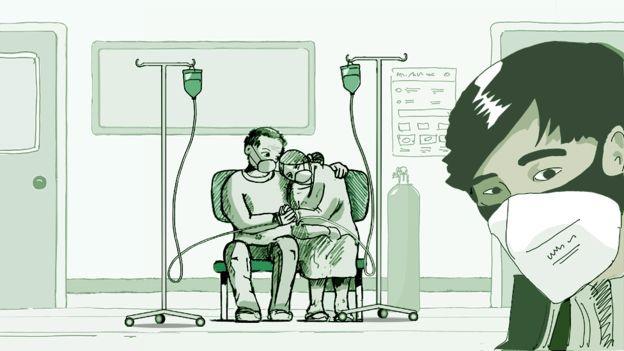 Nhật ký Vũ Hán: Ông được nằm giường bệnh ba giờ trước khi chết-2
