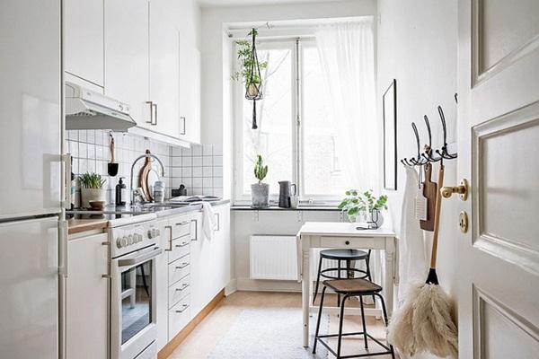 10 gợi ý tuyệt vời tạo góc ăn sáng đầy nhớ nhung trong căn bếp nhỏ-2