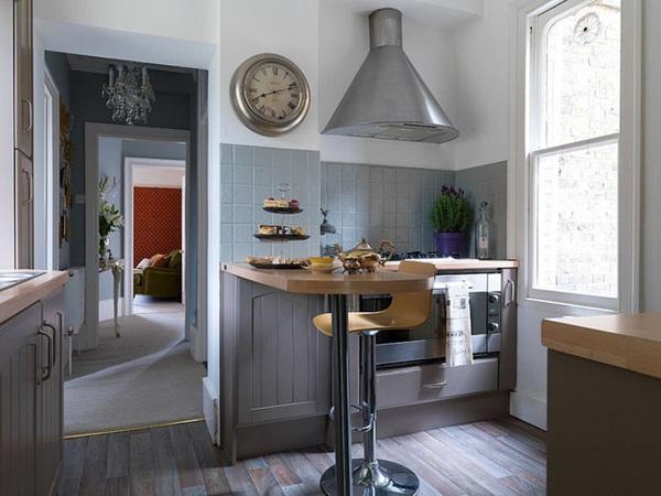 10 gợi ý tuyệt vời tạo góc ăn sáng đầy nhớ nhung trong căn bếp nhỏ-3