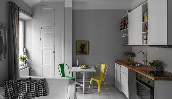 10 gợi ý tuyệt vời tạo góc ăn sáng đầy nhớ nhung trong căn bếp nhỏ-6