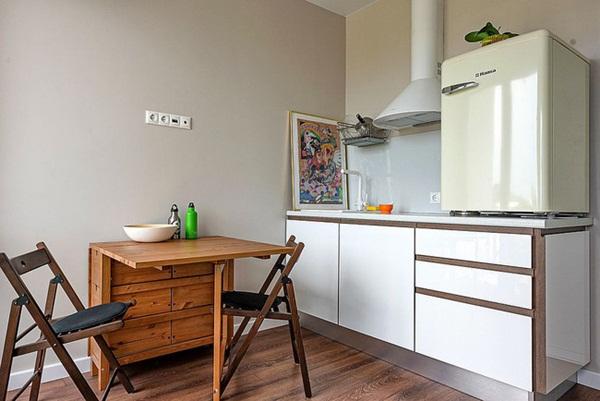 10 gợi ý tuyệt vời tạo góc ăn sáng đầy nhớ nhung trong căn bếp nhỏ-7
