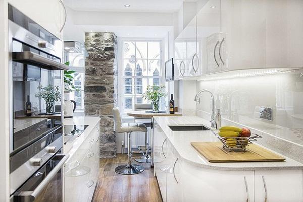 10 gợi ý tuyệt vời tạo góc ăn sáng đầy nhớ nhung trong căn bếp nhỏ-10