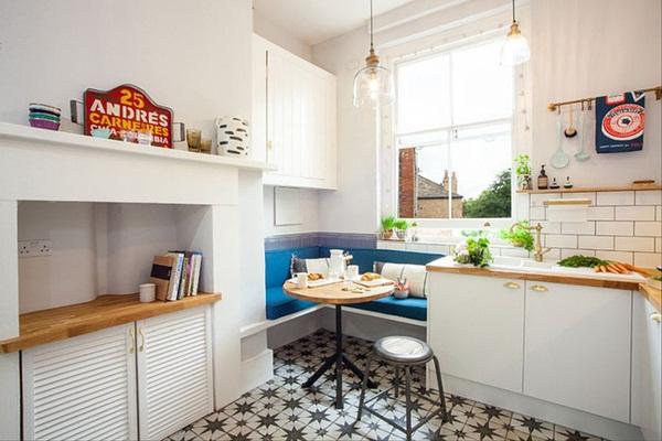 10 gợi ý tuyệt vời tạo góc ăn sáng đầy nhớ nhung trong căn bếp nhỏ-9