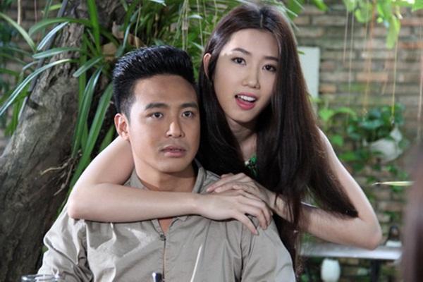 Kha Ly: Chồng tôi chưa bao giờ hôn tôi như hôn Thúy Ngân-2