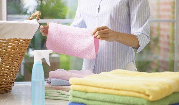Quần áo không khô bốc mùi hôi hám, làm theo cách này thơm phức sau 1 đêm-3